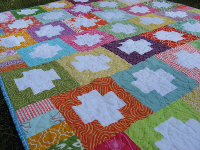 Plus Quilts ~ All Finished!