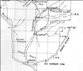 A Franklin County Irrigation Map