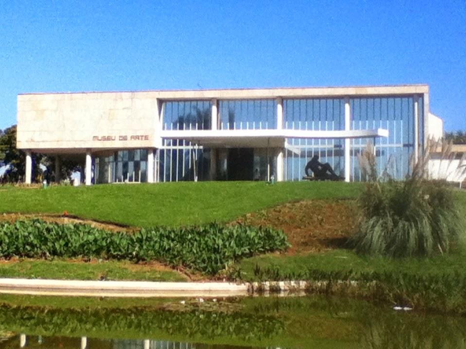 Modern Art Museum Belo Horizonte