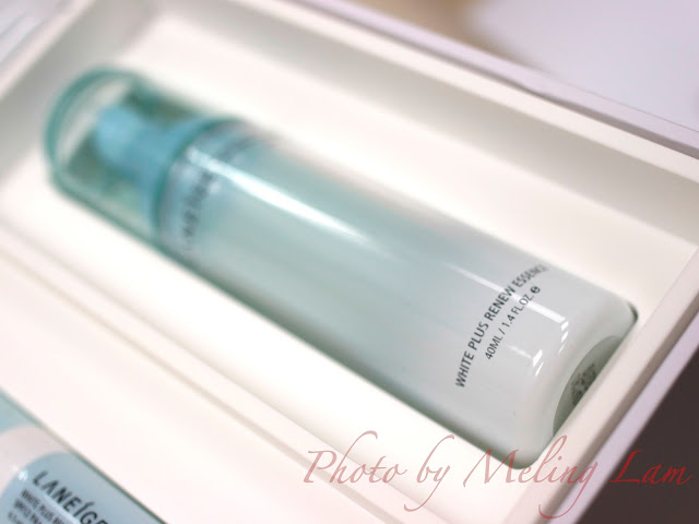 laneige white plus renew whitening white essence eye essence 美白 宋慧喬