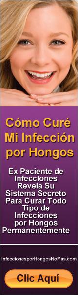 Elimina la infección por hongos fácil y rápido