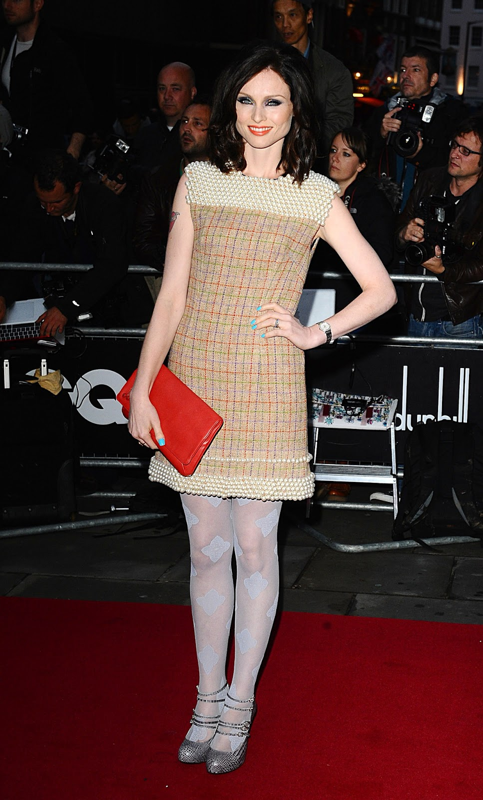 Nylon Celebrities Sophie Ellis Bextor
