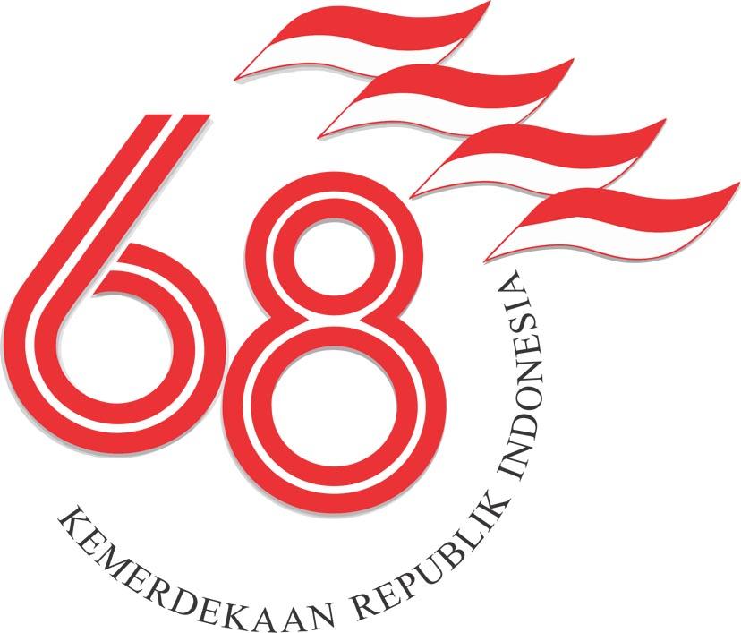 Untuk memeriahkan Peringatan HUT RI ke 68, Karanga Taruna Merah Putih