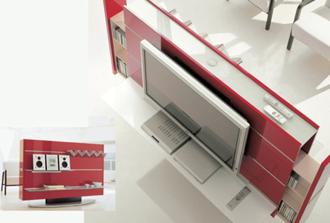 Privilgiez un meuble TV lgant et pratique, petit prix - Conforama