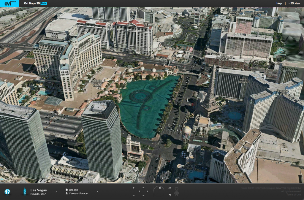 Nokia Introducing the New Ovi Maps 3D [Video] ~ iTech Vision
