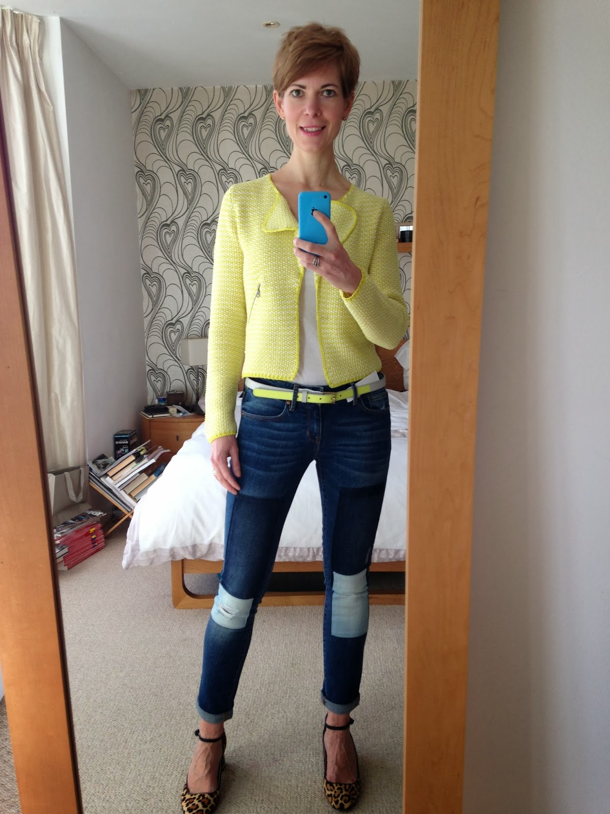 Style guile the verdict on the boden yellow jacket and for Boden yellow coat