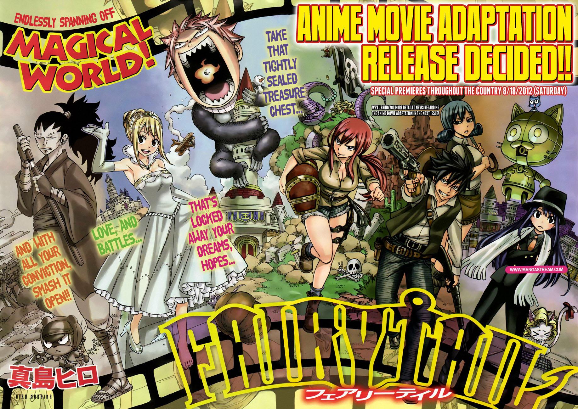 TruyenHay.Com - Ảnh 3 - Fairy Tail Chap 258