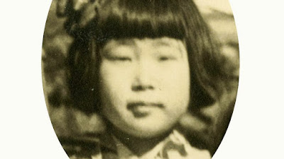 Keiko Ogura age eight the year after Hiroshima