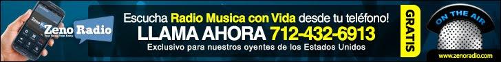 MCV RADIO Por Telefono :