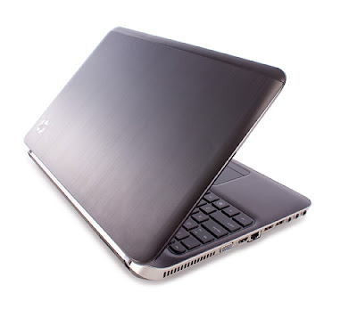 new HP Pavilion dv6-6113cl