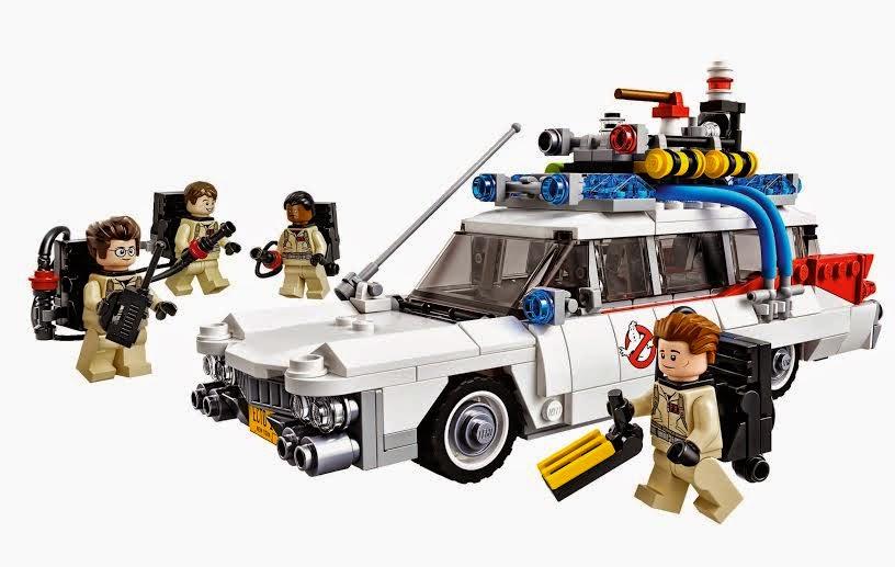 Trastadas de Mamá: Lego Ghostbusters y ¡¡sorteo!!