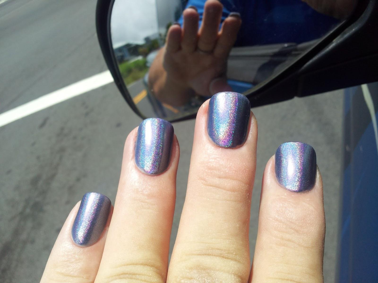 Men and nail polish: Summer of polish!