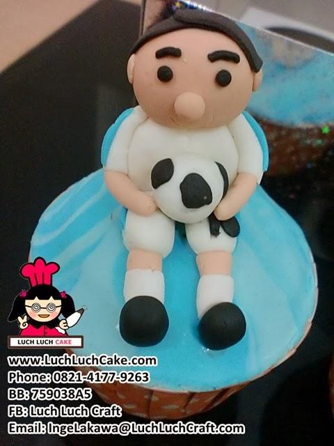 cupcake bola
