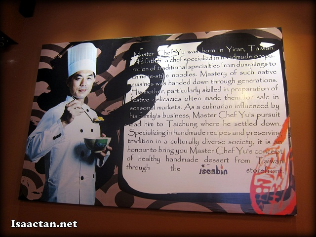Isenbin Authentic Taiwanese Handmade Desserts