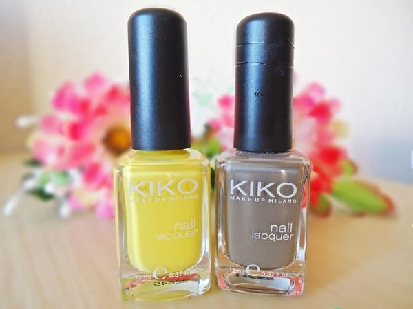 amarelo e cinza