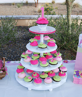 First Birthday Cupcakes First Birthday Party Supplies First