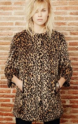 suiteblanco mujer abrigo pelo otoño invierno 2014
