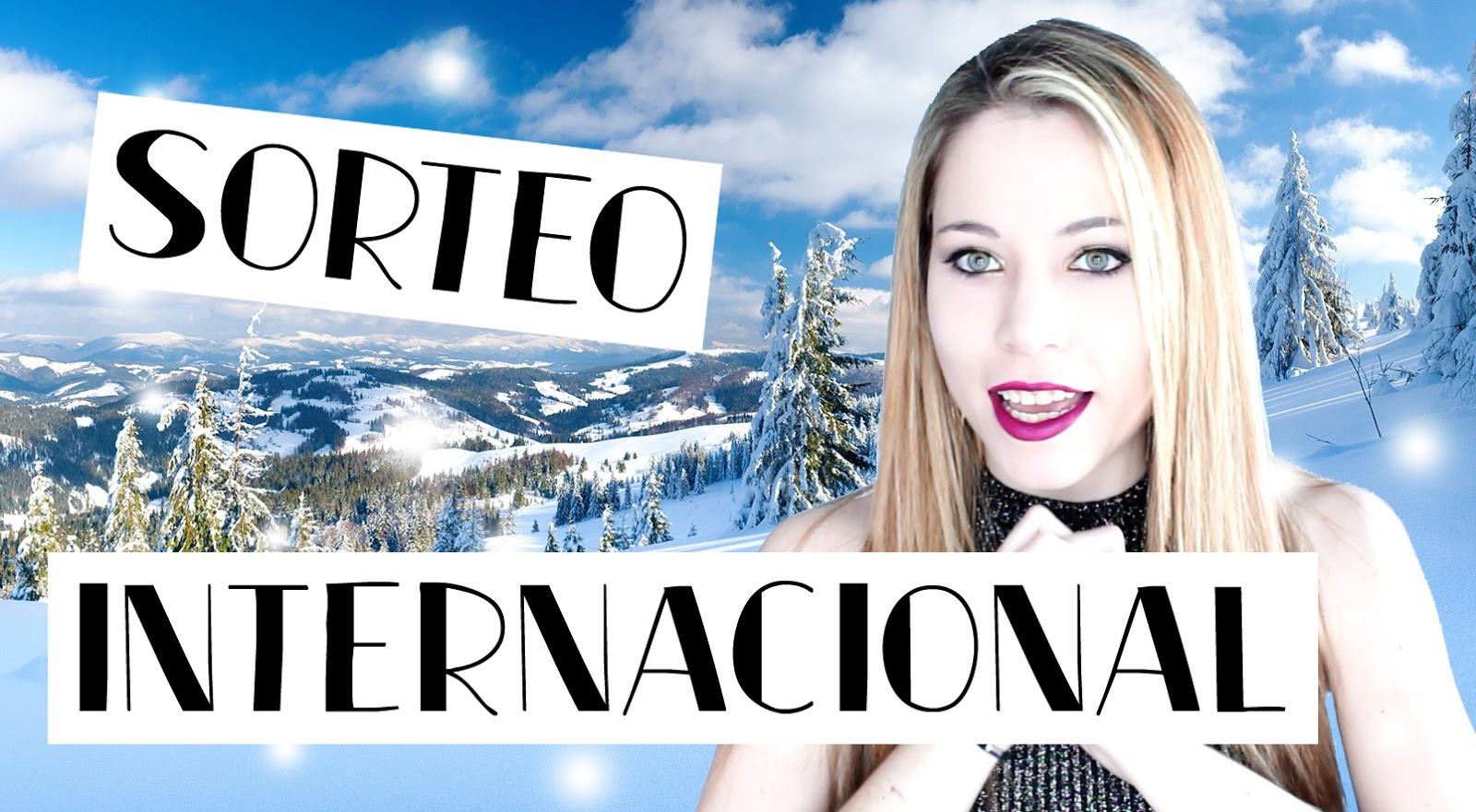 SORTEO INTERNACIONAL BEAUTY SANDS