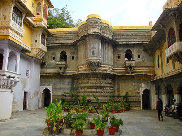 Bagore-ki-Haveli in Udaipur, Rajasthan