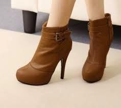 Yeni Moda Bayan Kışlık Ayakkabı Modelleri