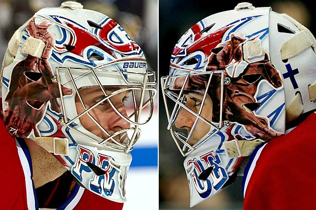 I Love Goalies Carey Price 2011 12 Mask