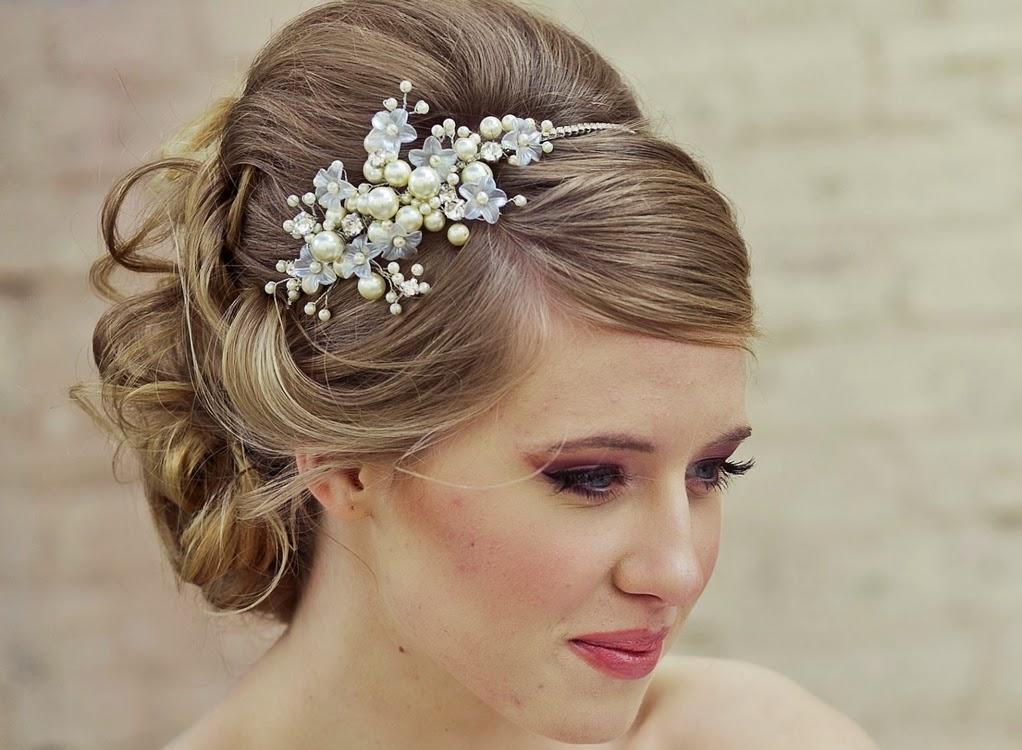 Peinados Para Novias En Cabello Corto - 8 Peinados para novias de pelo corto Zankyou
