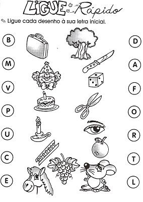 Categories Formação e Escrita de Palavras , Trabalho com o Alfabeto