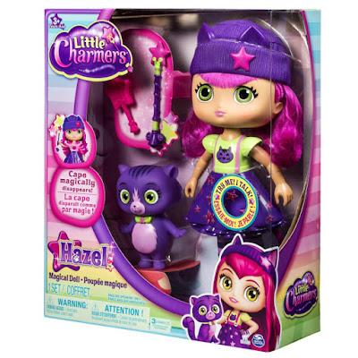 TOYS : JUGUETES - Little Charmers  Hazel | Magica Doll - Muñeca Mágica  Producto Oficial 2015 | Spin Master 6022686 | A partir de 3 años  Comprar en España & buy Amazon USA