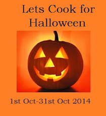 Lets cook for Halloween