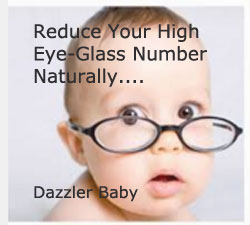 How To Reduce Eye Number Naturally In Hindi