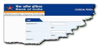 Bank of India Clerk Recruitment 2012 Online Form