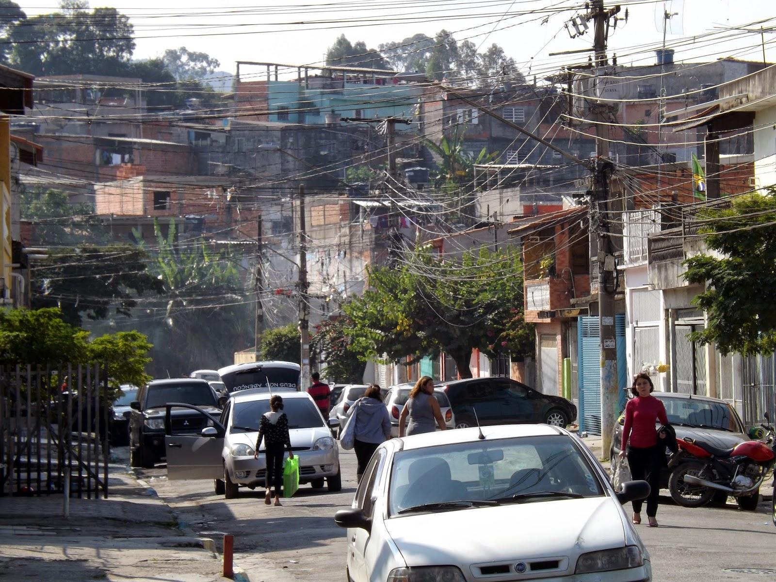 Jardim Sueli em Guarulhos - Um Asno