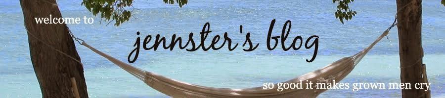 jennster's blog