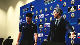 Download Chelsea Press Conference PES 2013