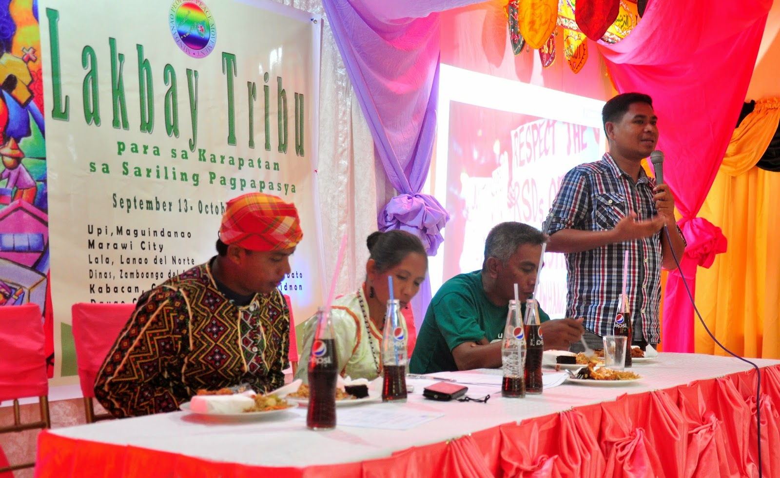 Mindanao Peoples Peace Movement Bring The Margins To The Fold Of