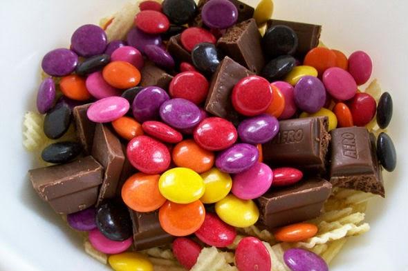 فوائد الحلويات واضرارها