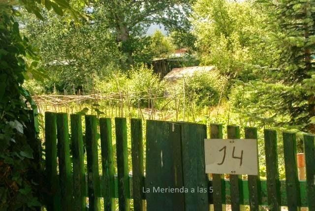 La Granja el Pontón by La Merienda a las 5
