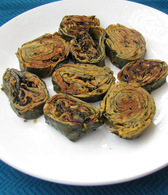 Savory Patra For A Special Evening Snack