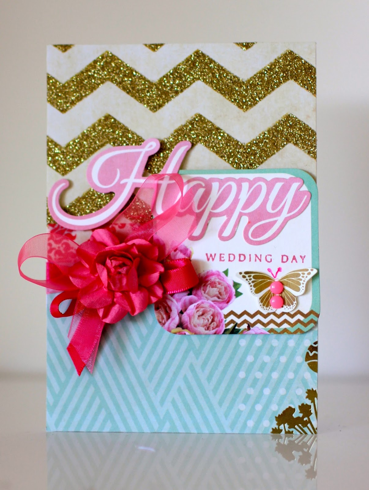Happy Wedding Day Card