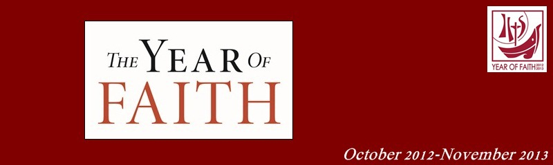 A Year for Faith