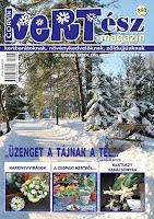 Megjelent a Kertész magazin téli száma