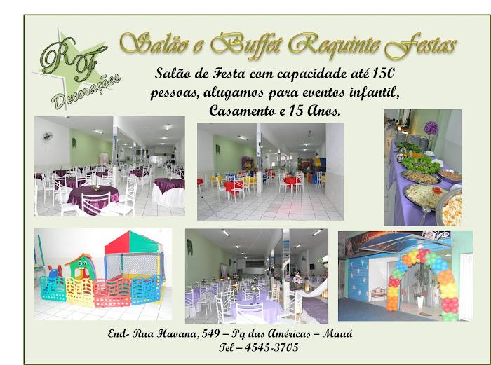 Salão e Buffet Requinte Festas