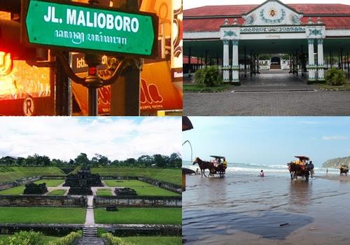 Daftar Tempat Wisata Menarik Untuk Dikunjungi Di Yogyakarta (Jogja)