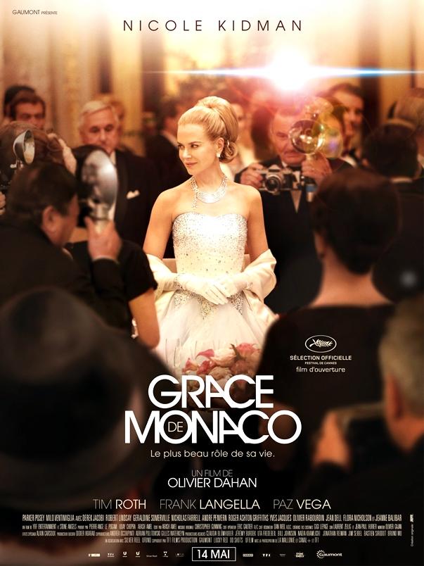 Grace de Monaco póster