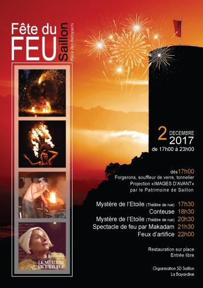 Fête du feu - 2 décembre