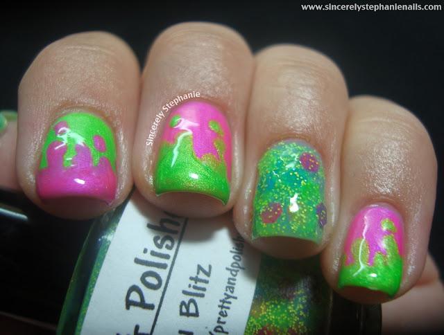 pretty and polished bayou blitz
