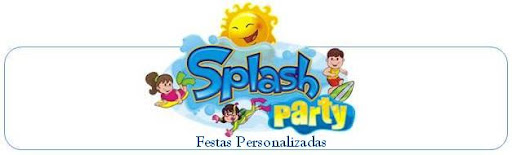 SPLASH PARTY Festas e Eventos