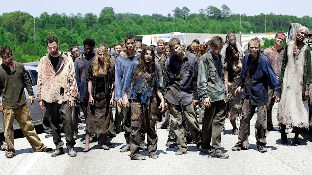 The Walking Dead - curiosidades