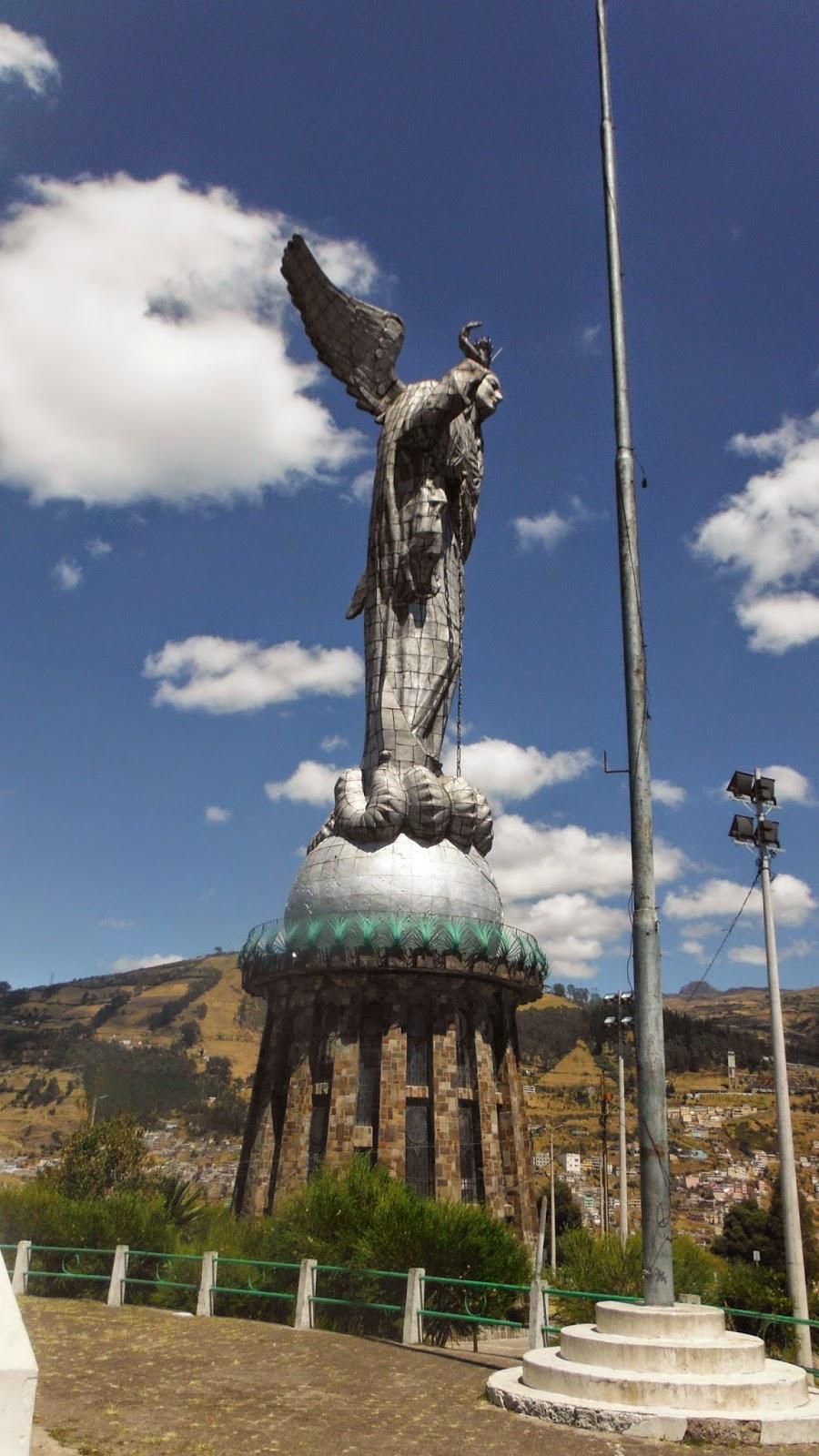 Ecuador: Virgen del Panecillo