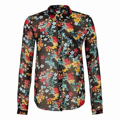 asda blouse